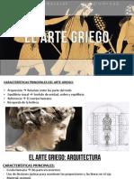 Unidad 14 - Arte Griego