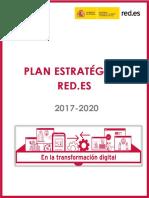 Ejemplo Plan Estrategico Red