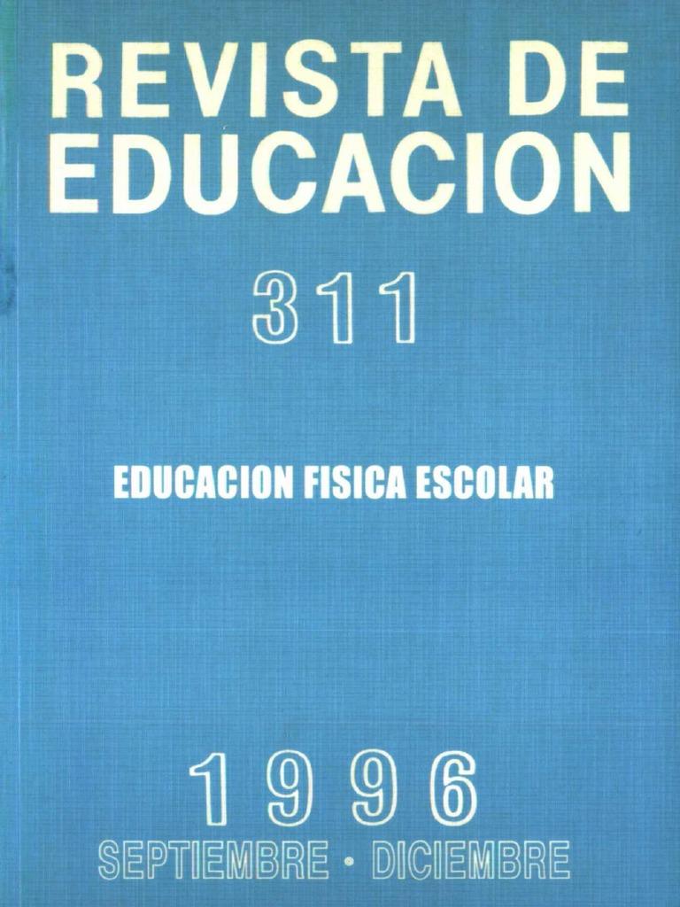 Revista de Educación 311