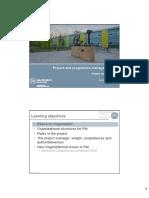 04 PPMB - Project Organization