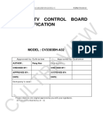 CV3393BH-A32 Specification v1.1