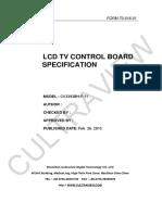 CV3393BH F 11 Specification V1.0