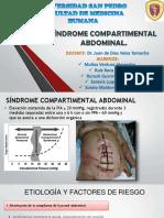 Sindrome Compartimental Abdominal Expo