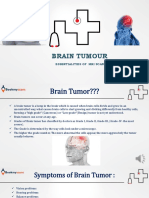MRI Scan - Brain Tumor