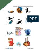 Activity   Pre K-K   Halloween