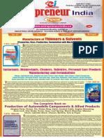 July 2018 Entrepreneur India Monthly Magazine