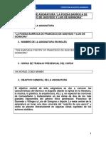 Programa Monogr Fico G Ngora y Quevedo