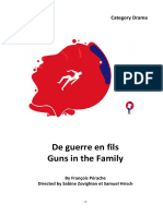 Guns in the Family - Text in Engleza Si Franceza