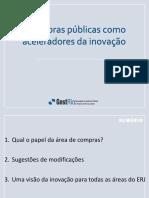 Compras Publicas Para Inovacao_04-07-2018_Ana Paula Vasconcelos