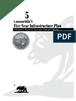 2015 Infrastructure Plan
