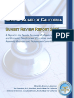 Sunset Report 2016