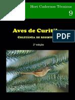 Aves de Curitiba 2 Ed