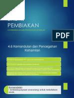 4.6 Kemandulan Dan Pencegahan Kehamilan (Delta)