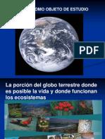 2.1 Biosfera Objeto de Estudio