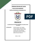 Elaboración de Concreto Sostenible Utilizando Vidrio Triturado (2)