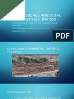 Complexidade Ambiental e Os Direitos Humanos