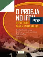 O Proeja No IFRN - Refletindo Sobre o Fazer Pedagogico (1)