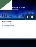Acronis Certified Engineer Backup 12.5 Training Presentation Module 1 (en)