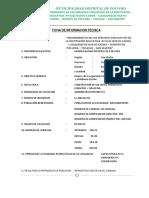 3.- Ficha Tecnica El Porv.