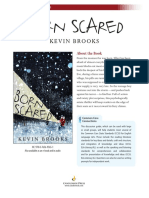 Born Scared by Kevin Brooks Discussion Guide