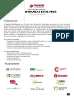 Reporte Microfinanzas en El Perú