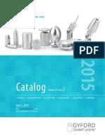 Gyford Catalog 2015 En