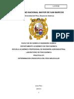 Informe 5 Labo Crioscopia