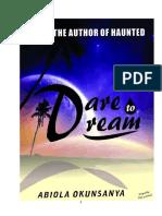 DARE TO DREAM - Abiola OKUNSANYA