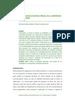 Lectura - 2009 Sistema de Educación Multimodal en La Universidad Veracruzana