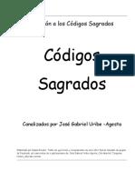 Introduccion a Los Codigos Sagrados PDF