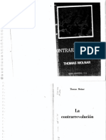 La Contrarrevolución - Thomas Molnar (BB)