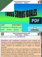 2TODOS SOMOS IGUALES 4°