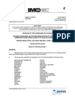 HTW 3-WP.5 - Human Element IssuesReport of Working Group 3 (Working Group)