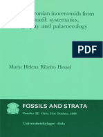 Hessel 1988. Fossil and Strata