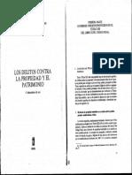 Zugaldia, Jose Miguel. Los Delitos Contra la Propiedad y el Patrimonio (extracto).pdf