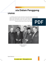 Bab 6 Indonesia Dalam Panggung Dunia
