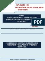 IDENTIFICACION, FORMULACION Y EVALUACION SNIP.pdf
