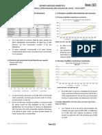 Informe Consumo de Carnes Mercado Domestico Cierre 2017 Vf