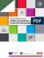 CCOO Guia Practica Como Elaborar Un Plan de Igualdad