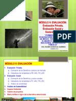 Exposición Evaluación Riego CIP