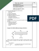 132960990 5 Predimensionnement Les Solives Plancher Mixte