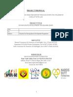 CSR Proposal - Boxing Sports Development Program