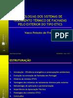 Patologias Dos Sistemas de Isolamento Termico