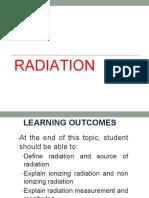 7. Radiation