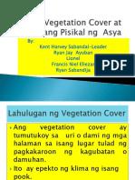 Vegetation Cover ng  Asya.pptx-Kents project.pptx