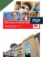 RS Premier Bintaro - Best Practice Implementasi Pelayanan