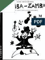 [Didattica bambini] MAESMANNS Gerd - Ramba-Zamba (Erste Trios fur Gitarrenensemble) (Ed Conbrio) (three guitars - tre chitarre).pdf