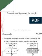 6 - Transistores_Polarização