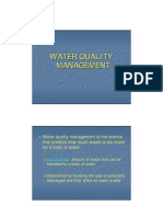 4 Waste Water Quality Water Pollution Email
