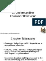 3 Understanding Consumer Behaviour